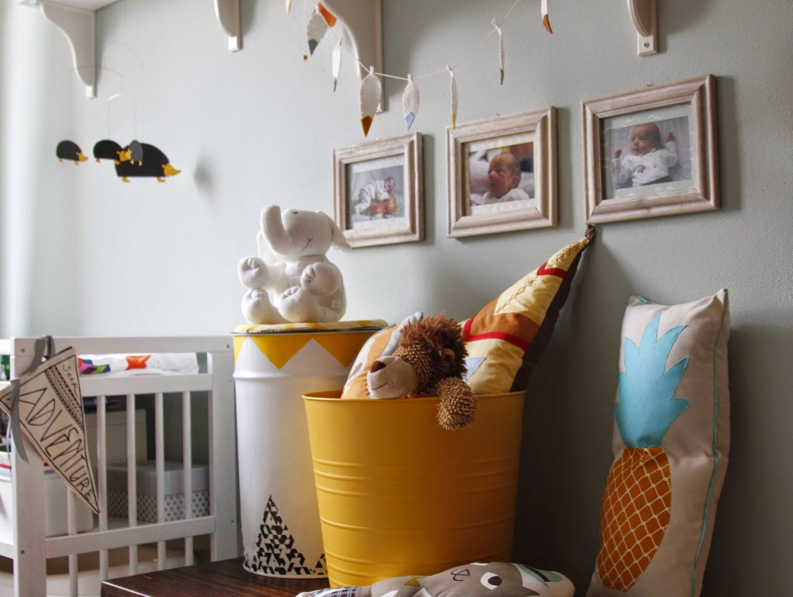 little indians nursery
