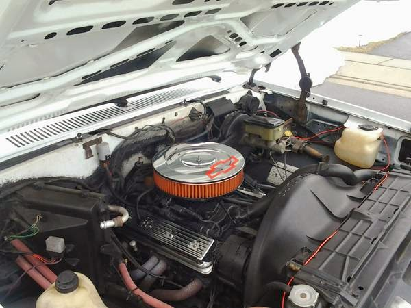 Chevy Silverado R Interior Engine on 350 Chevy Engine Rebuilt