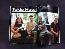 Thnoise Audi Magazine Japan - Interview With Tokio Hotel