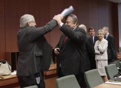 Eurogroup fun time
