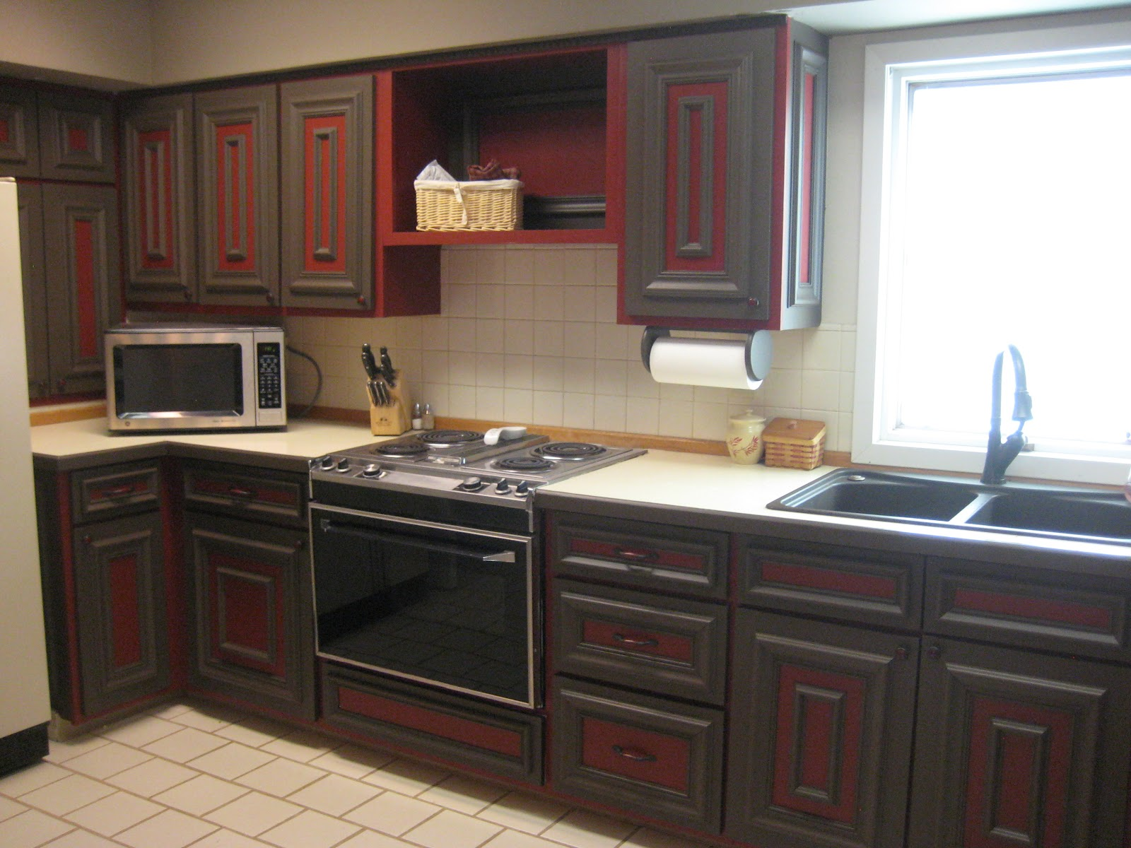 The craft lifters kitchen cabinet makeover for Kitchen cabinets makeover