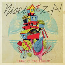 """Nisei & Za! """"Chez Alphonse #1"""""""