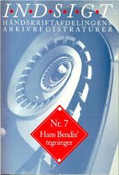 Hans Bendix - tegningsregistrant