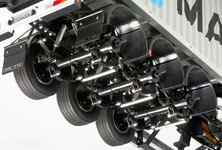 videos de camiones trailer rc semi remolque contenedores 2