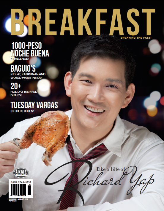 Richard Yap Magazine Cover
