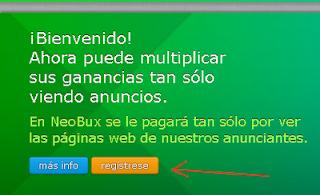 imagen de Registrese en NeoBux