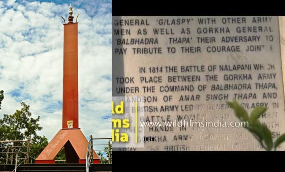 Khalanga War Memorial