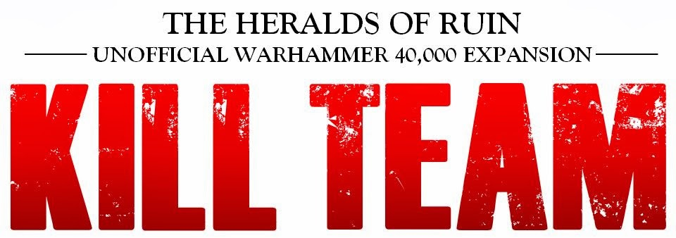Warhammer 40k Kill Team Rules