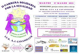 27-03-2018 II CARRERA I.E.S.CAVANILLES