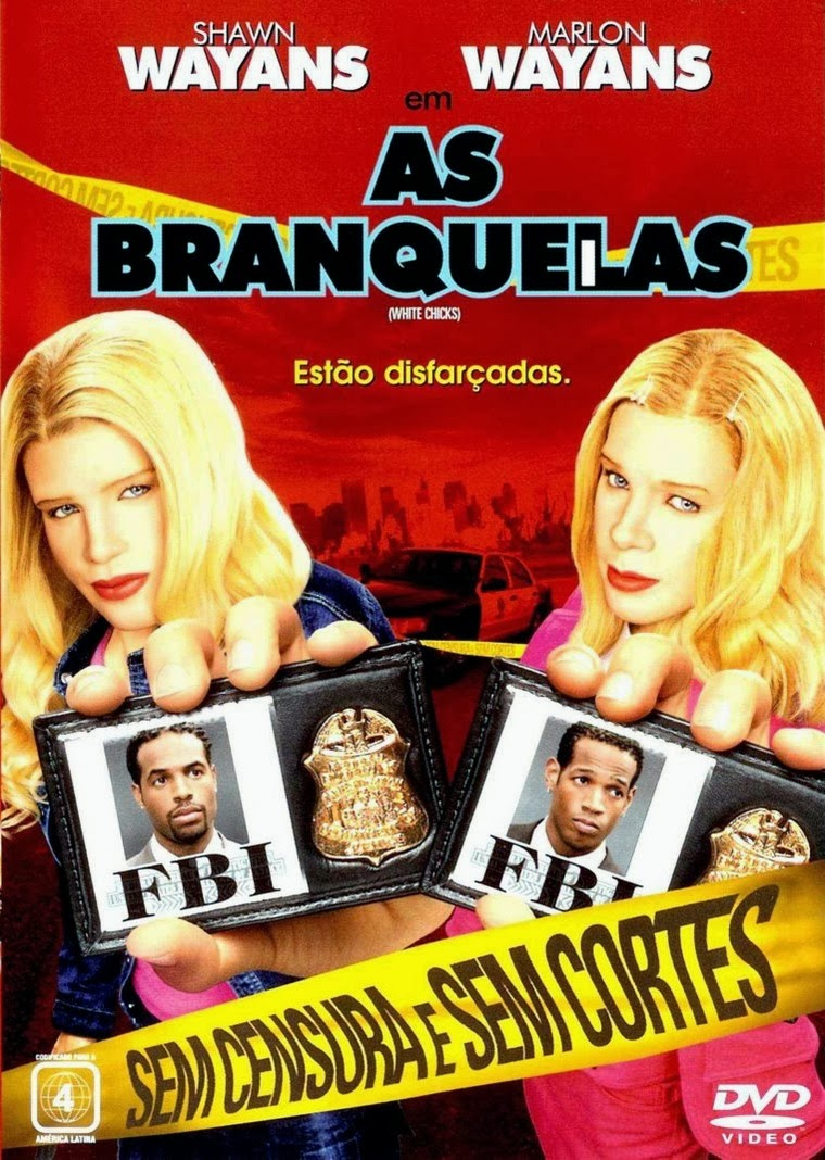 As Branquelas – Legendado (2004)