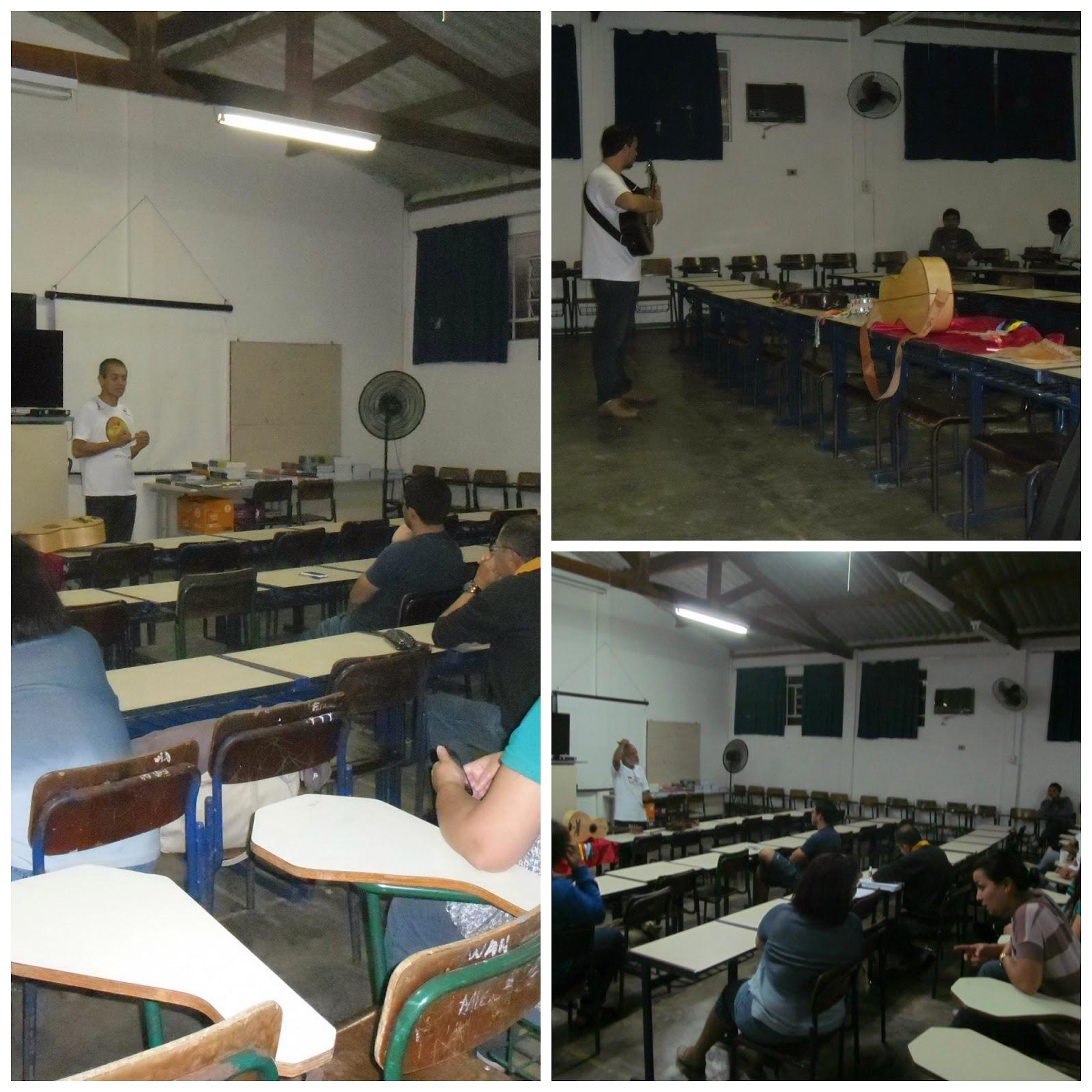 Fandango Caiçara na Escola de Cananéia São Paulo Vale do Ribeira