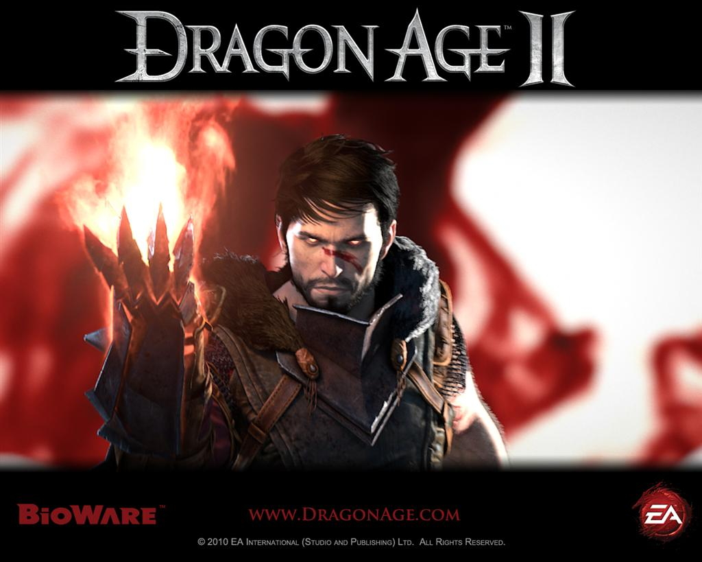 Dragon Age HD & Widescreen Wallpaper 0.164847395683912