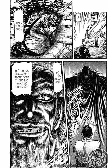 Chú Bé Rồng - Ryuuroden chap 97 - Trang 22