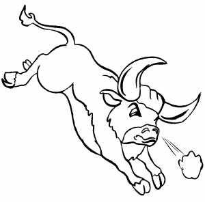 Dibujos Para Colorear De Toros Reparo Wwwimagenesmycom