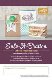 Sale-A-Bration - Part 2