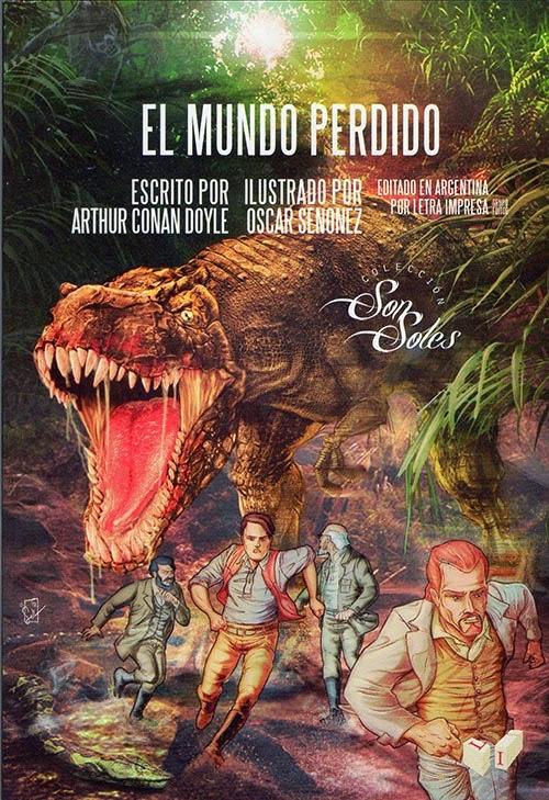 El Munod Perdido - Edit. Letra Impresa