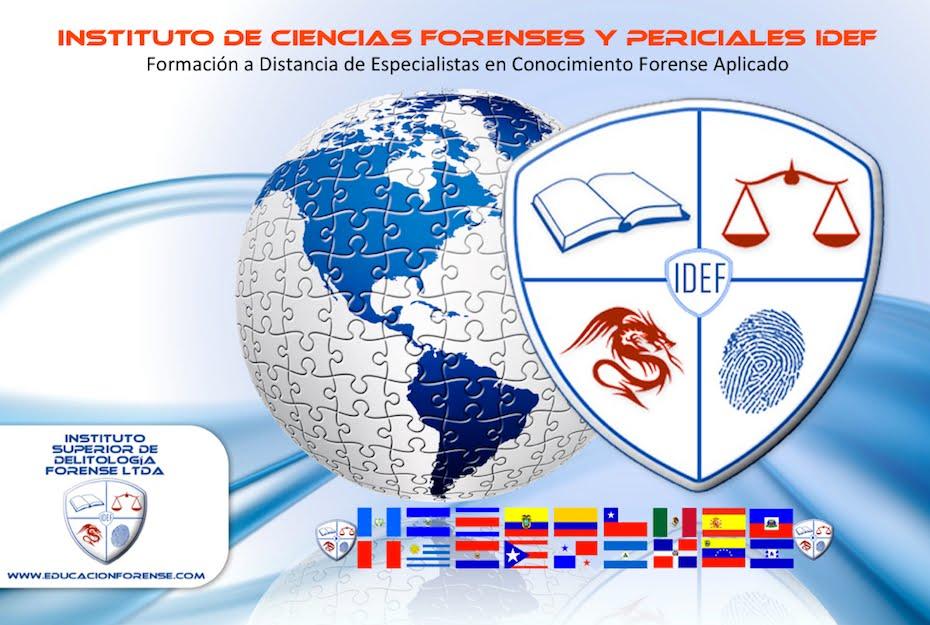 Instituto Delitológico de Ciencias Forenses y Periciales (IDEF)