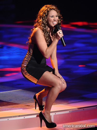 haley reinhart legs. Haley Reinhart has got legs on