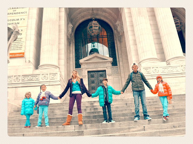 NYC for Kids? Of Course!!! Part 1