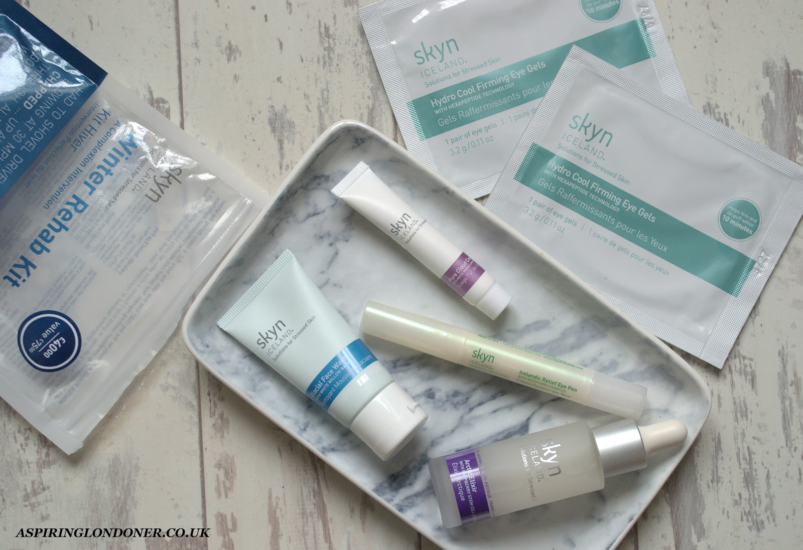 Christmas Gift Guide For Her Skyn Iceland Winter Rehab Kit - Aspiring Londoner