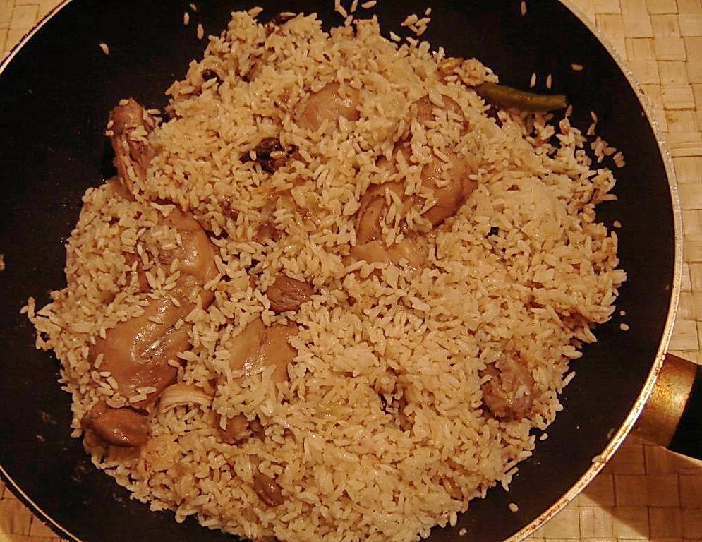 Rummanas kitchen murag polao chicken polao murag polao chicken polao forumfinder Choice Image