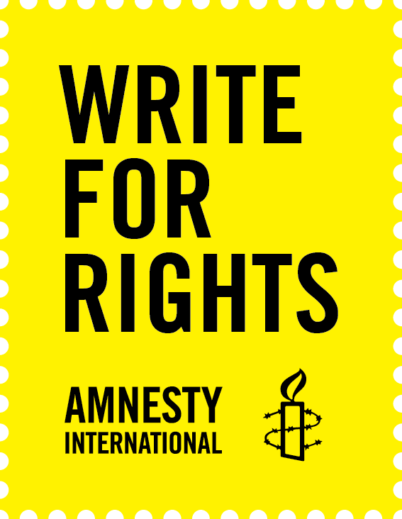#Write4Rights