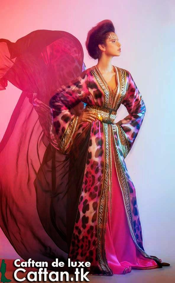 Caftan cobra haute couture 2014