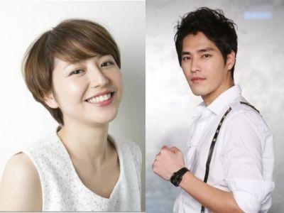 Masami Nagasawa e Lan Cheng Long
