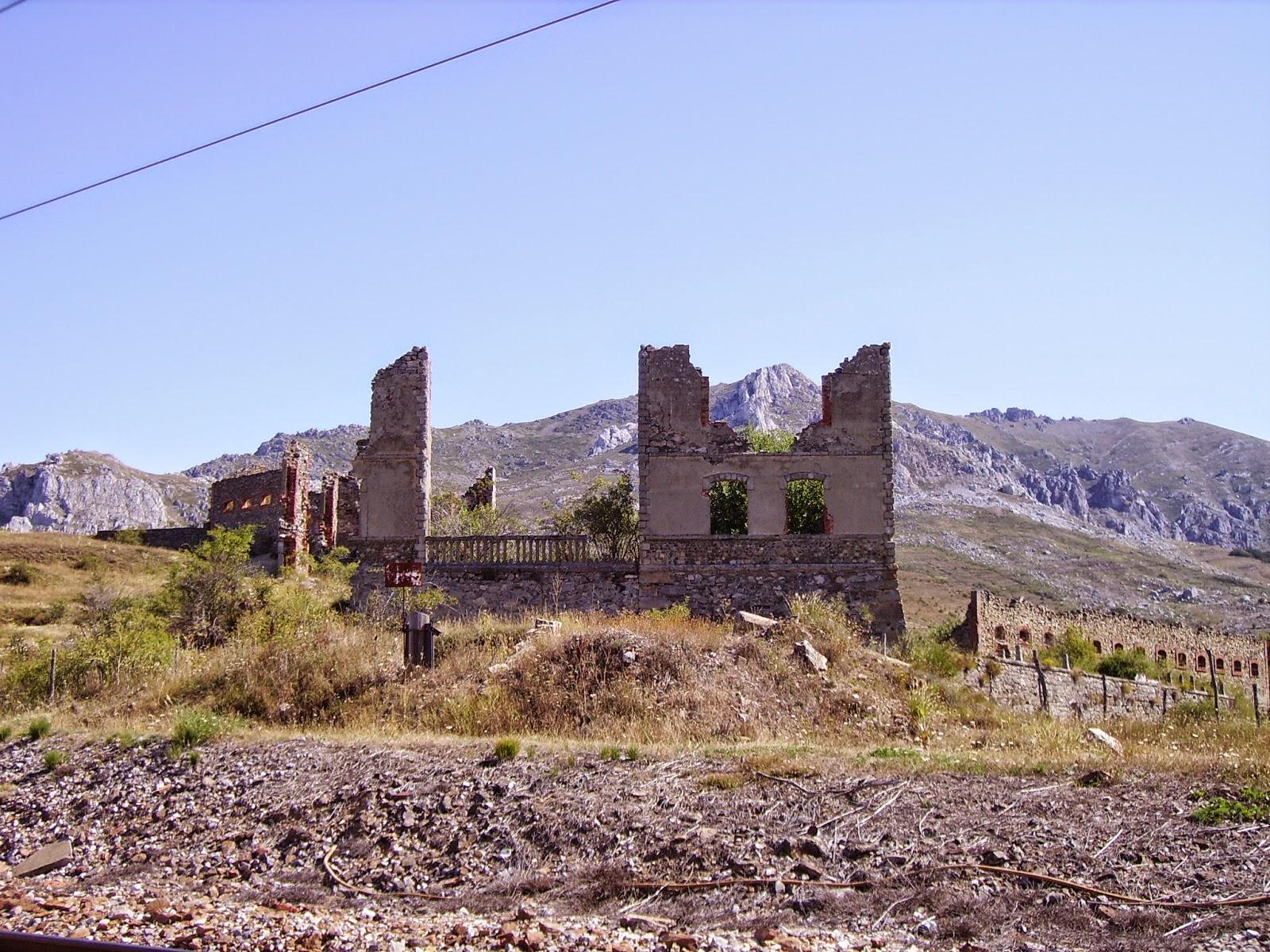 ruinas león