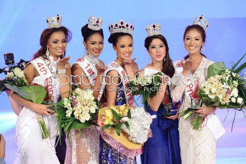 Miss World Philippines 2013 Winners [Photo courtesy of OPMB Worldwide]