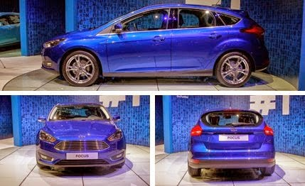 novo ford focus sedan 2015