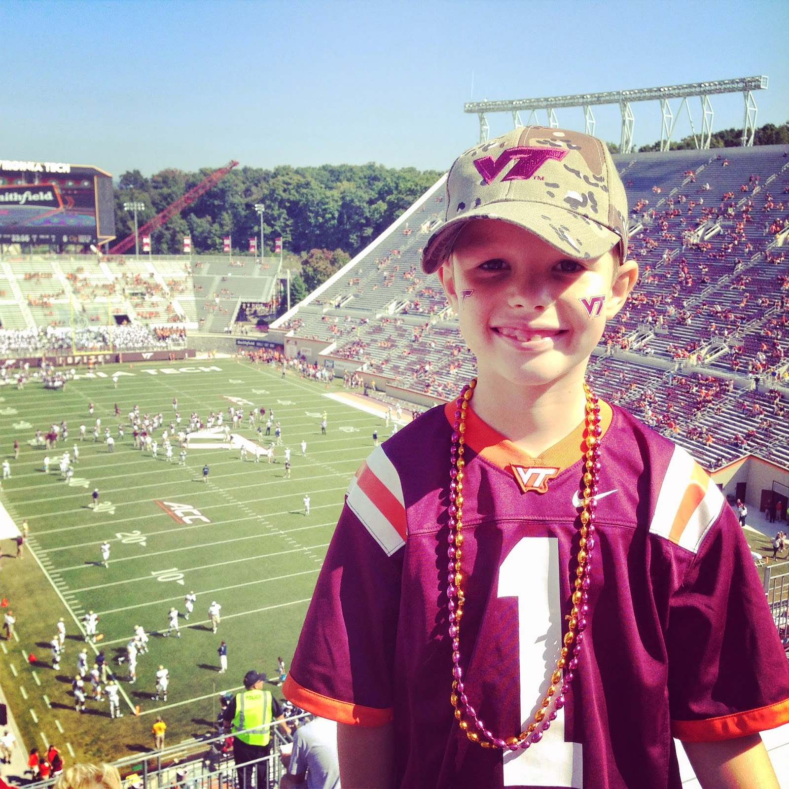 Troy in Blacksburg