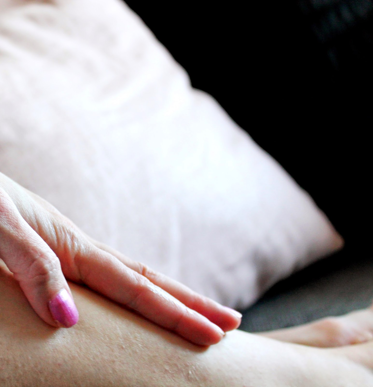 The perfect legs with RFSU products | Alinan kotona blog