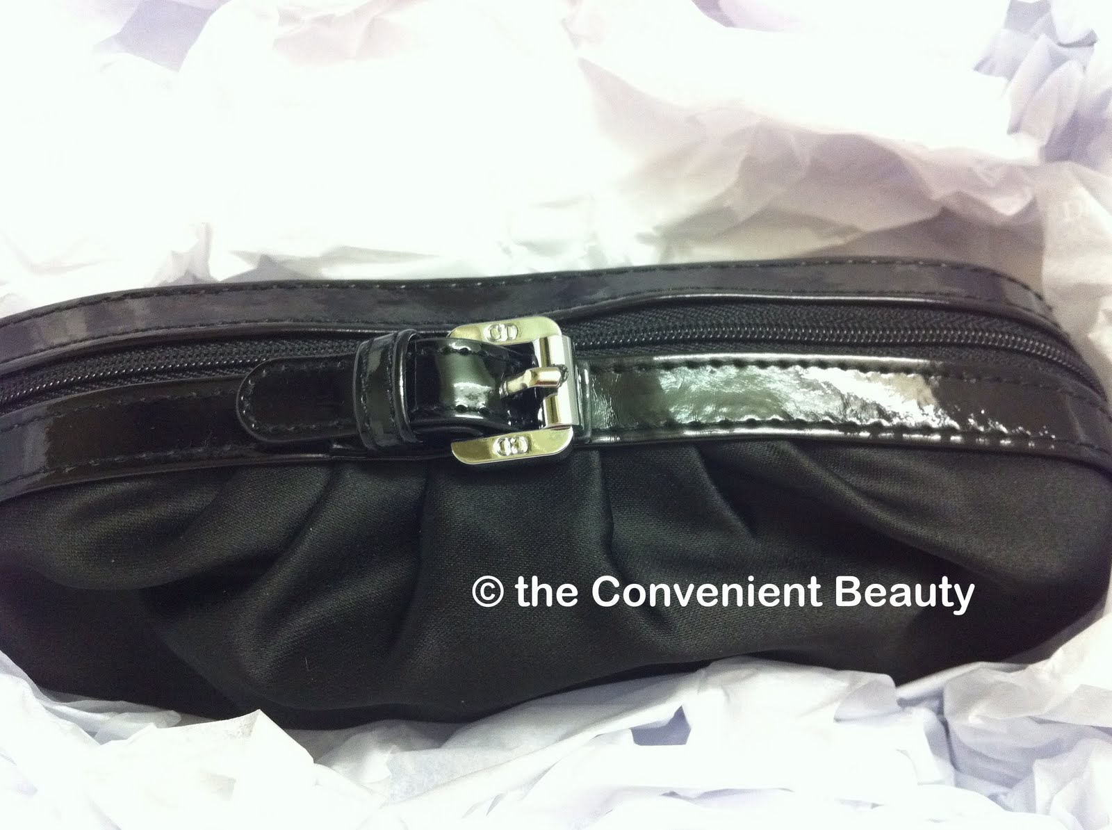 The Convenient Beauty: Dior Diva Gift
