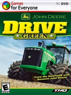 John Deere Drive Green 100% Working