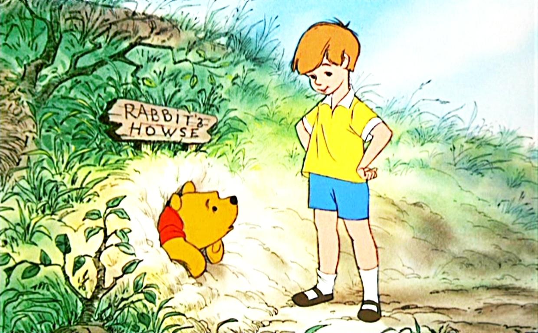 Lujoso Winnie The Pooh Etiquetas Del Uña Modelo - Ideas Para ...