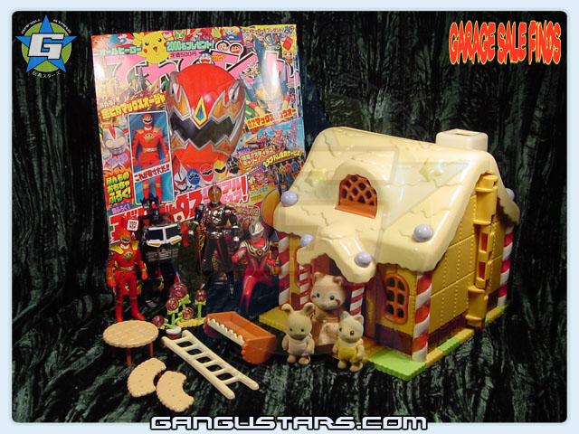 Kamen Rider tokusatsu 戦隊シリーズ バンダイ ウルトラマン Sylvanian Families Super Sentai toys Super Link Convoy Transformers
