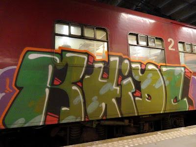 ruido hapy graffiti
