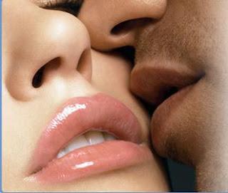 البوسة ( القبلة )