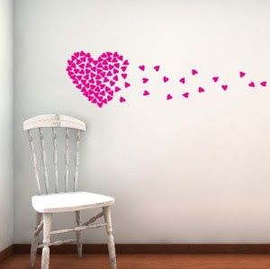 Vinyl Wall Decal | Art Wall Decor