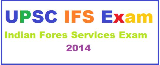 upsc ifs exam 2014