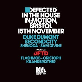 Defected hits Bristol's In Motion