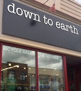 down to earth Lindsay Kawartha Lakes Ontario offers cycling solutions