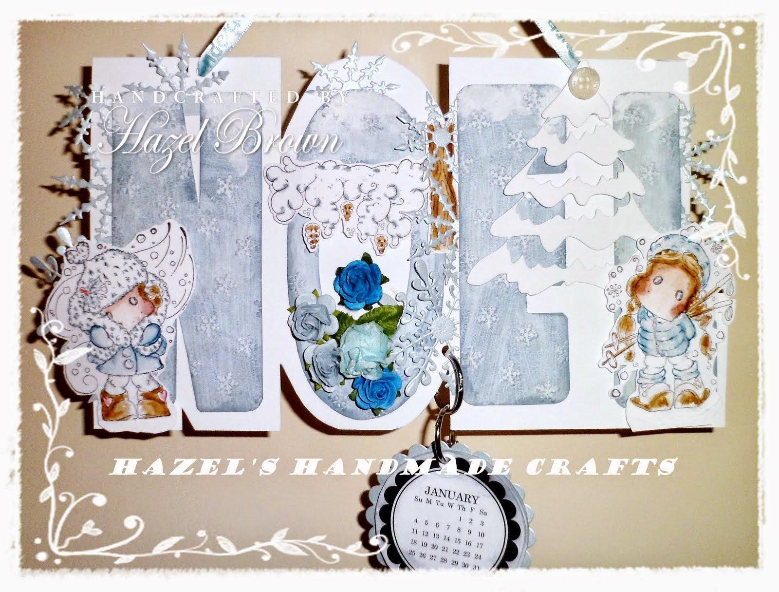 Hazel's Handmade crafts