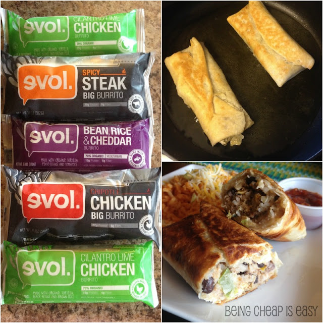 EVOL burritos, EVOL foods, #EVOLRealFoodRev, freezer meals, healthy freezer meals, EVOL review