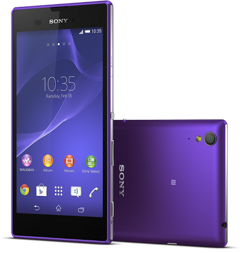 Sony Xperia T3 5.3-Inch Android Smartphone