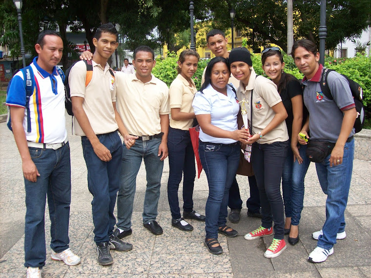 Misa y Actos en la Plaza Bolívar