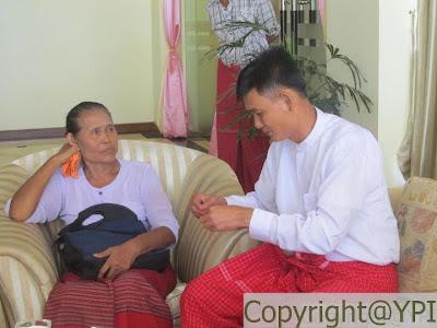 သမၼတ၏ လက္ေဆာင္အျဖစ္ မြန္ျပည္သစ္ပါတီ၀င္ ၂ ဦးကို ျပန္လႊတ္ – 2 NMSP members released