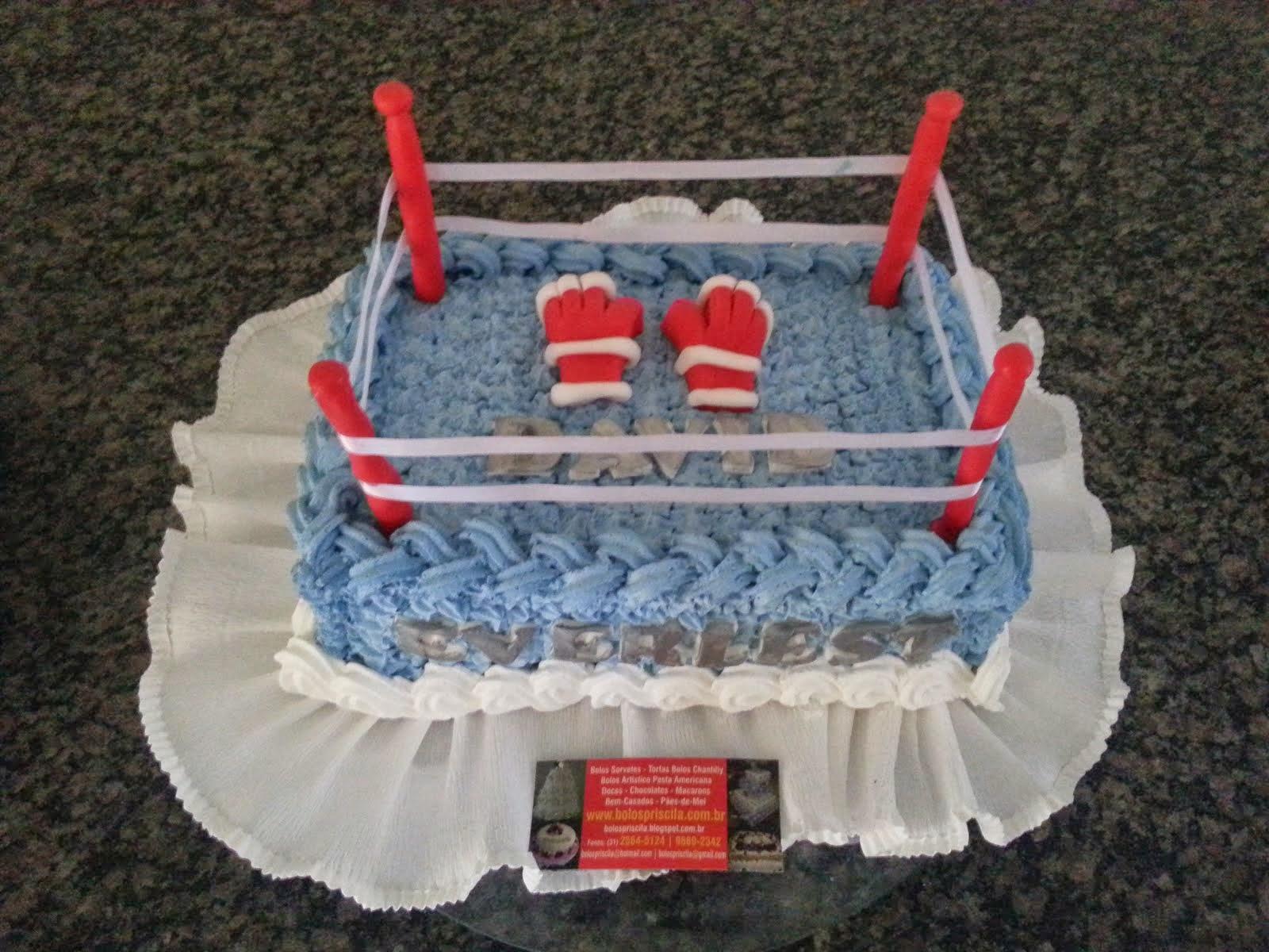 MMA Ringue