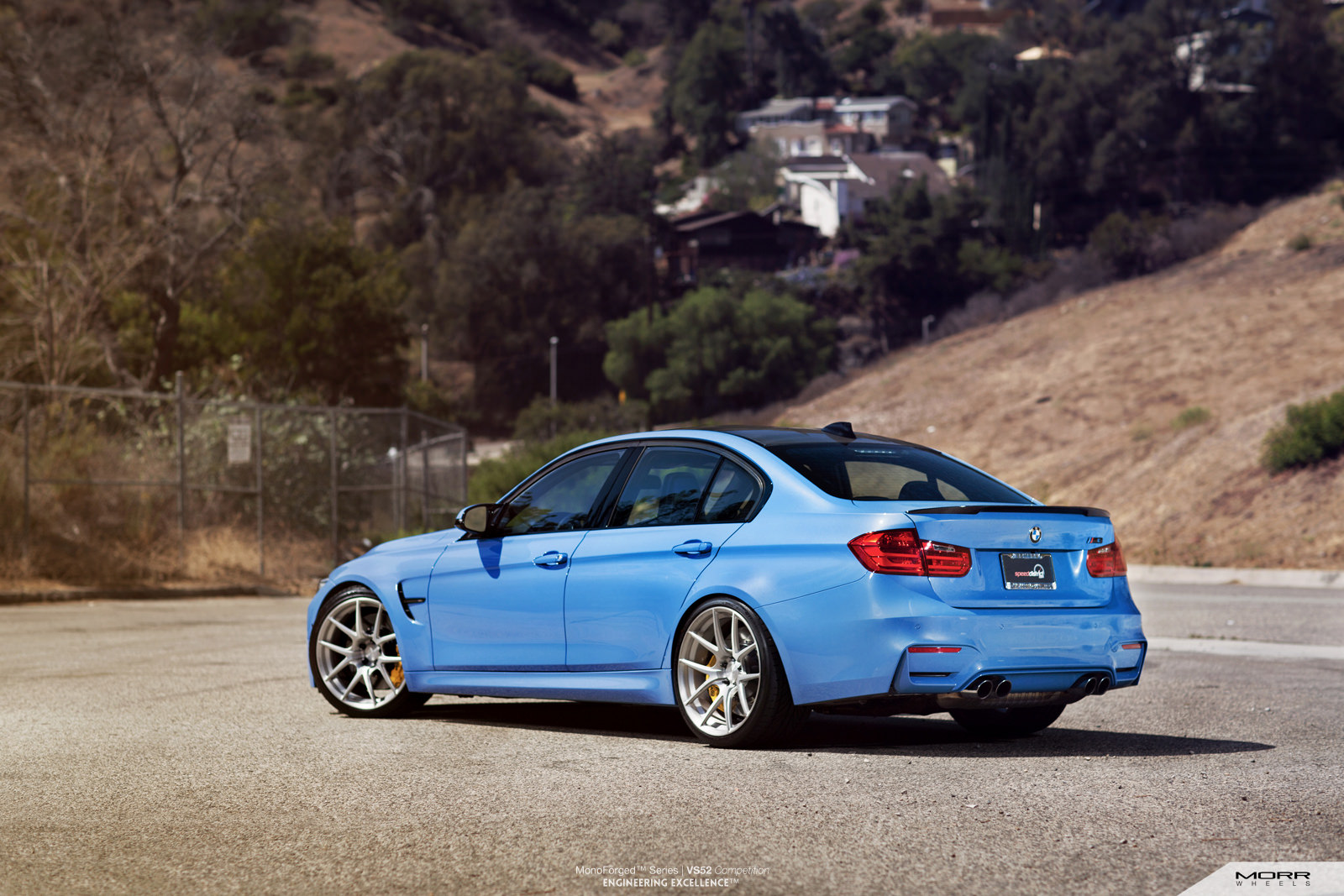 first 2015 bmw m3 to arrive in the us tuned to 580hp carscoops. Black Bedroom Furniture Sets. Home Design Ideas